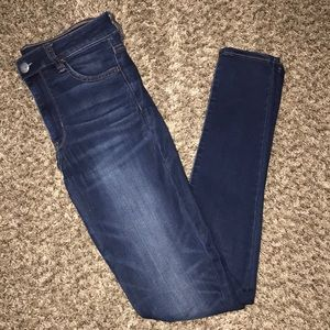 AE High-Rise Jeggings